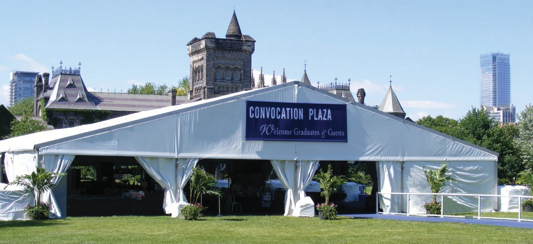 Convocation Plaza