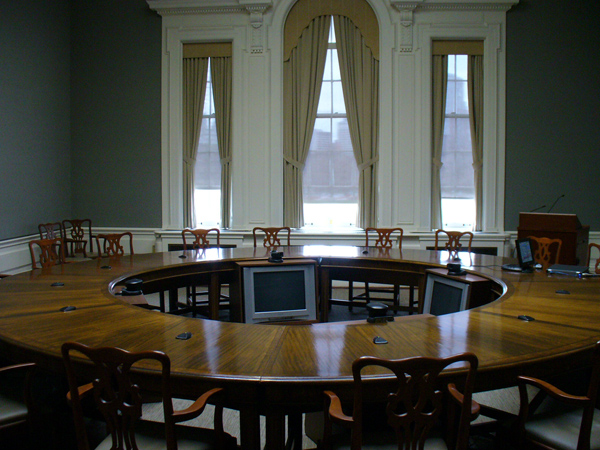 Governing Council Boardroom